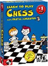 Learn to Play Chess with Fritz and Chesster Cover