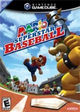 Mario Superstar Baseball Cover