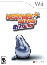 Mercury Meltdown Revolution Cover