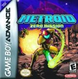 Metroid: Zero Mission Cover