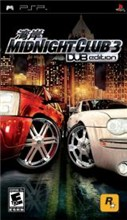 Midnight Club 3: DUB Edition Cover