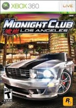 Midnight Club Los Angeles Cover