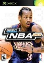 NBA 2K2 Cover