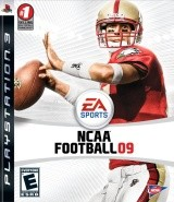 NCAA Football 09 Cover