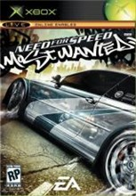 Need for Speed Most Wanted Cover