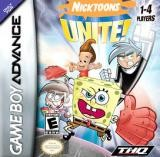 Nicktoons Unite! Cover