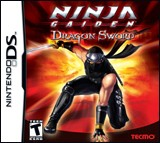 Ninja Gaiden: Dragon Sword Cover