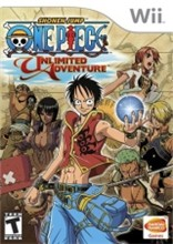 One Piece Unlimited Adventure Cover