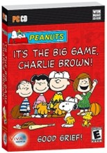 Peanuts -- It's The Big Game, Charlie Brown Cover