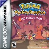 Pokemon Mystery Dungeon: Red Rescue Team Cover