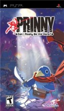 Prinny Can I Really Be the Hero? Cover