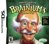 Professor Brainium's Games Cover