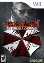 Resident Evil: The Umbrella Chronicles Cover