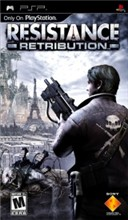 Resistance Retribution Cover