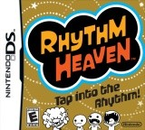 Rhythm Heaven Cover