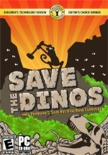 Save the Dinos Cover