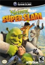 Shrek SuperSlam Cover