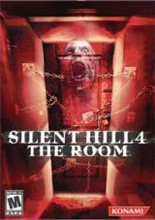 Silent Hill 4: The Room Cover