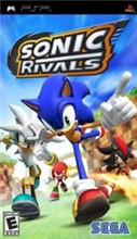 Sonic Rivals Cover