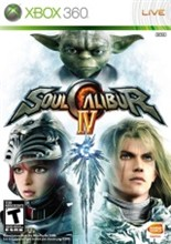 Soulcalibur IV Cover