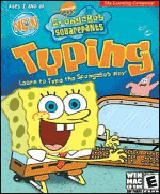 SpongeBob SquarePants Typing Cover