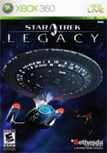 Star Trek: Legacy Cover