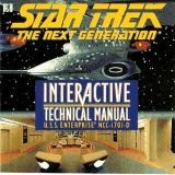 Star Trek: The Next Generation -- Interactive Technical Manual Cover