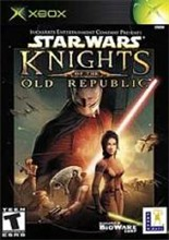 Star Wars Knights of the Old Republic Cover