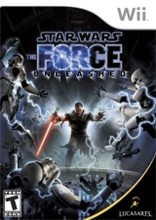 Star Wars The Force Unleashed Cover