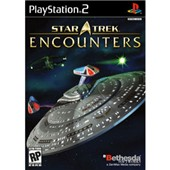 Star Trek: Encounters Cover