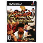 Street Fighter Anniversary Collection Cover