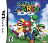 Super Mario 64 DS Cover