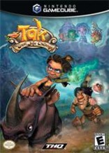 Tak: The Great Juju Challenge Cover