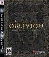 The Elder Scrolls IV: Oblivion - Game of the Year Edition Cover