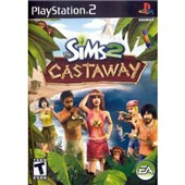 The Sims 2 Castaway Cover