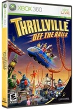 Thrillville Off the Rails Cover