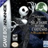 Tim Burton's The Nightmare Before Christmas: The Pumpkin King Cover