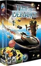 Time of Defiance Cover