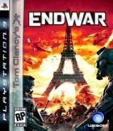 Tom Clancy's End War Cover