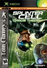 Tom Clancy's Splinter Cell Chaos Theory Cover