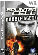 Tom Clancy's Splinter Cell Double Agent Cover