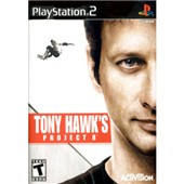 Tony Hawk's Project 8 Cover