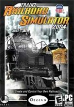 Trainz Railroad Simulator 2004 Cover