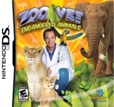 Zoo Vet: Endangered Animals Cover