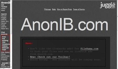sites like anon ib