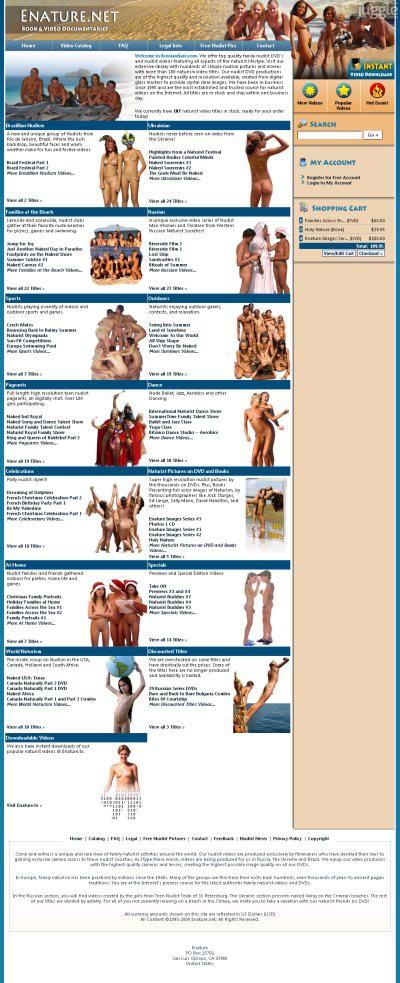 russianbare.com Homepage Screenshot