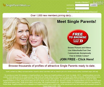 Single parents meet