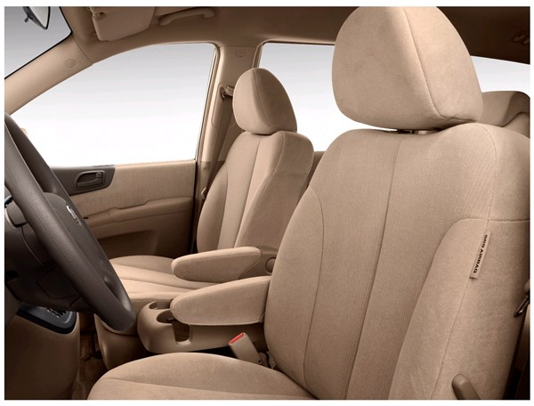 interior · 2010 Kia Sedona Car Ratings, Comparisons, Reviews and Specs