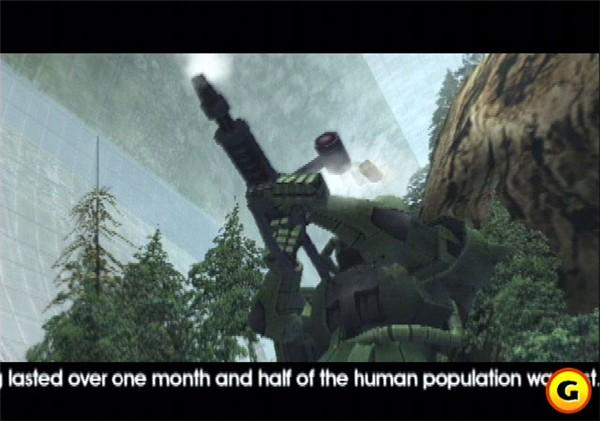 Mobile Suit Gundam: Federation vs. Zeon Screenshot