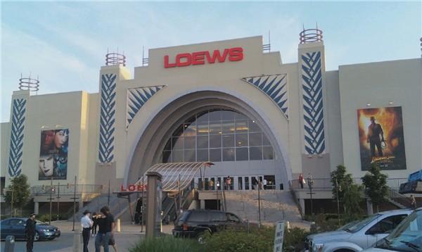 Loews Cinema Alderwood Danyalsak